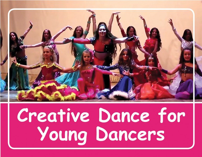Creative Dance Classes for Young Dancers