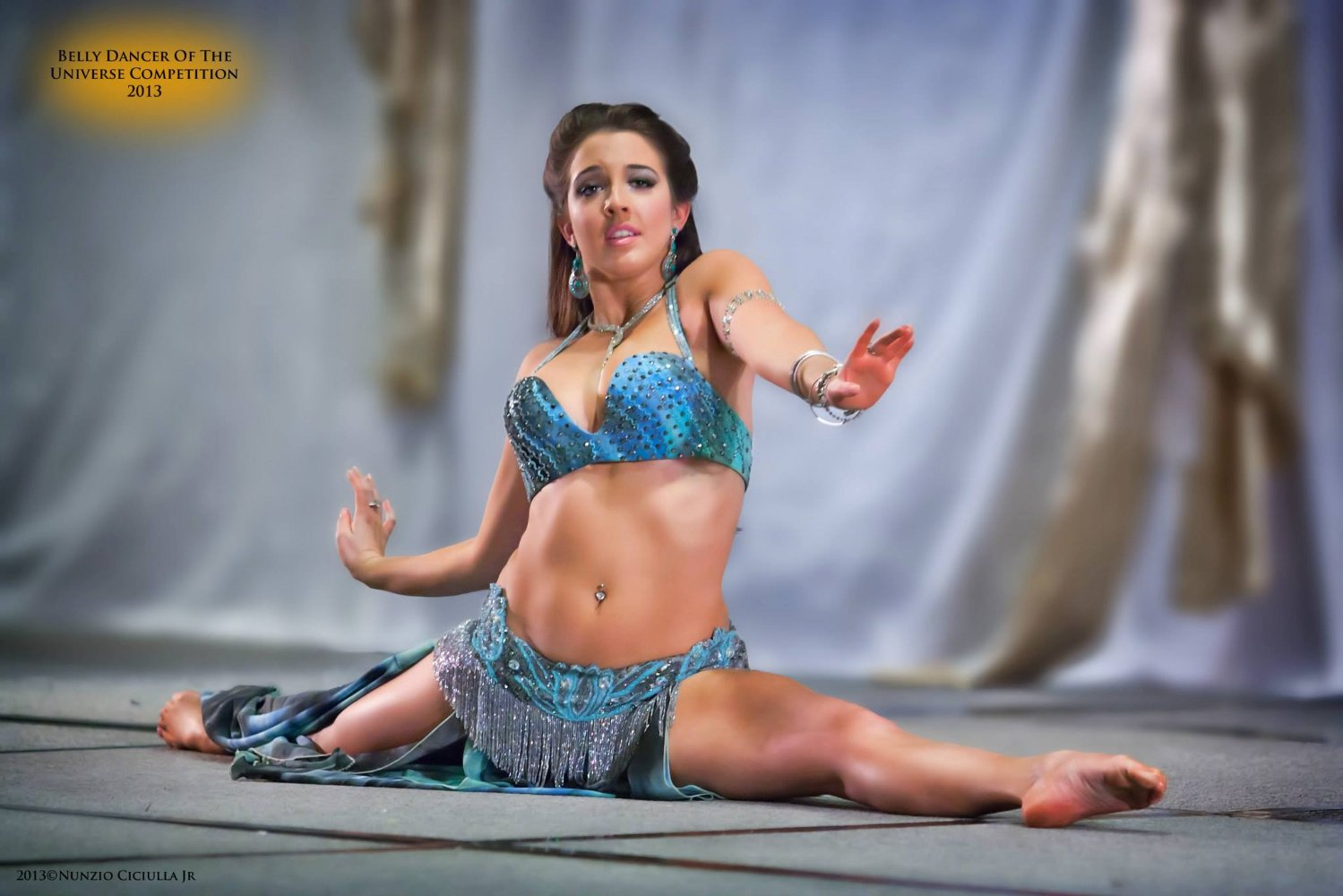 Solo Bellydance show