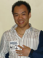 Jason Ng at So You Think You Can Dance Canada Audition